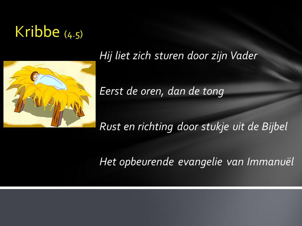 Kribbe (4.5)