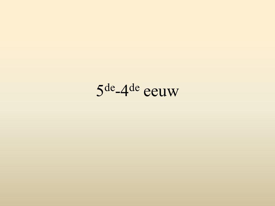 5de-4de eeuw