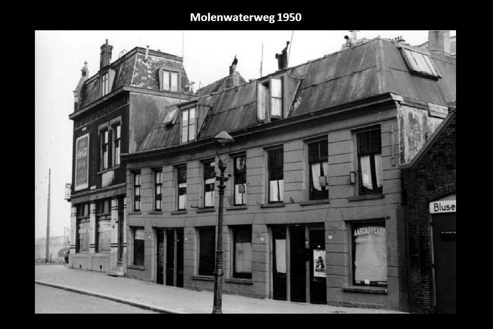 Molenwaterweg 1950