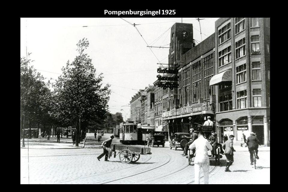 Pompenburgsingel 1925