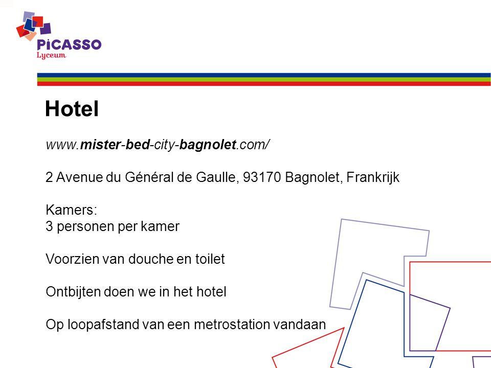 Hotel www.mister-bed-city-bagnolet.com/