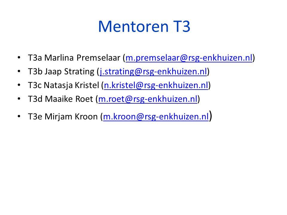 Mentoren T3 T3a Marlina Premselaar (m.premselaar@rsg-enkhuizen.nl)
