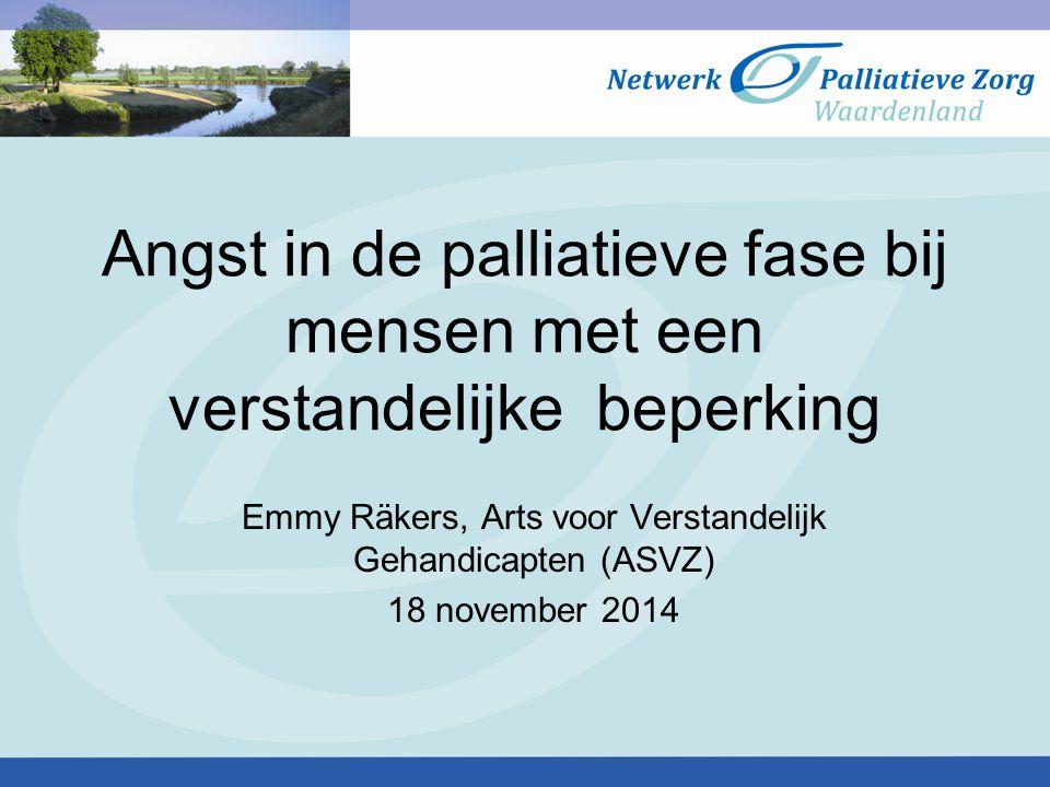 Emmy Räkers, Arts voor Verstandelijk Gehandicapten (ASVZ)