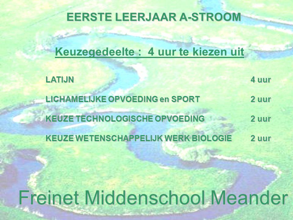 Freinet Middenschool Meander
