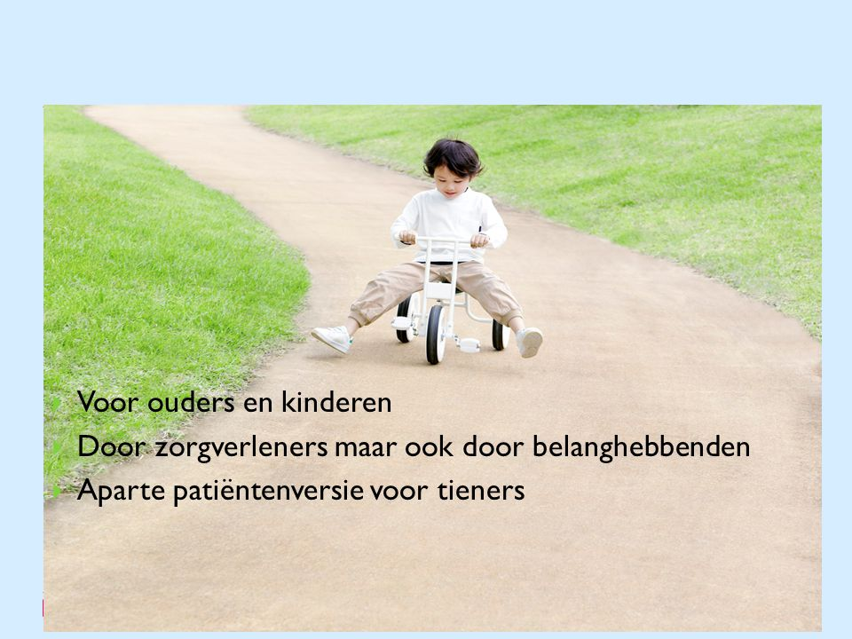 Voor ouders en kinderen