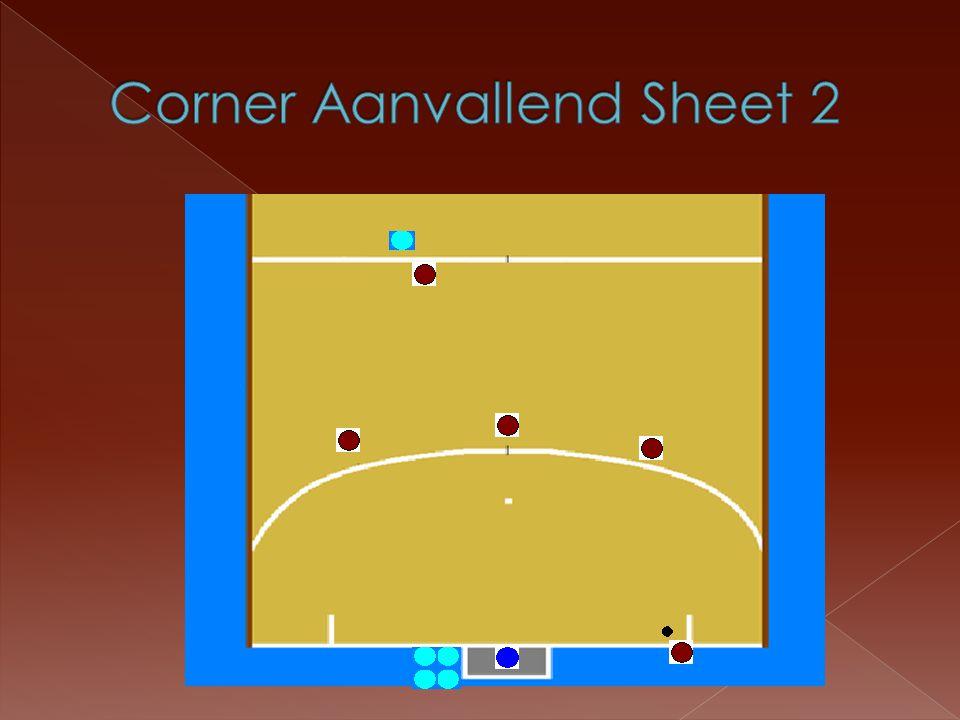 Corner Aanvallend Sheet 2