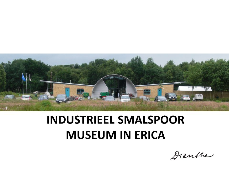 Industrieel Smalspoor Museum in Erica