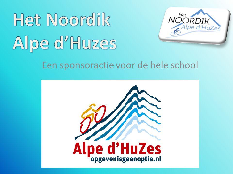 Het Noordik Alpe d'Huzes