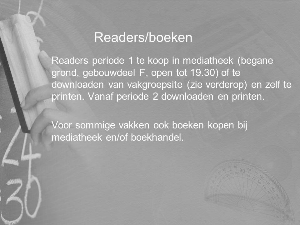 Readers/boeken