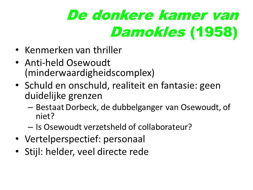 De donkere kamer van Damokles (1958)