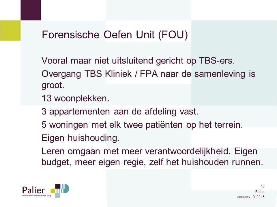 Forensische Oefen Unit (FOU)