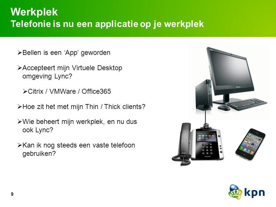 KPN Hosted Lync - Office365 Koppeling met 3 Active Directories mogelijk*