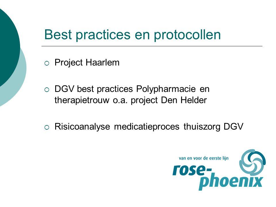 Best practices en protocollen