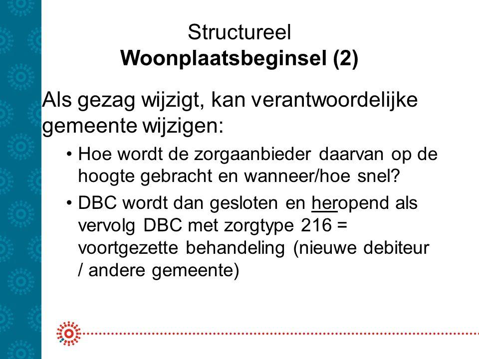Structureel Woonplaatsbeginsel (2)