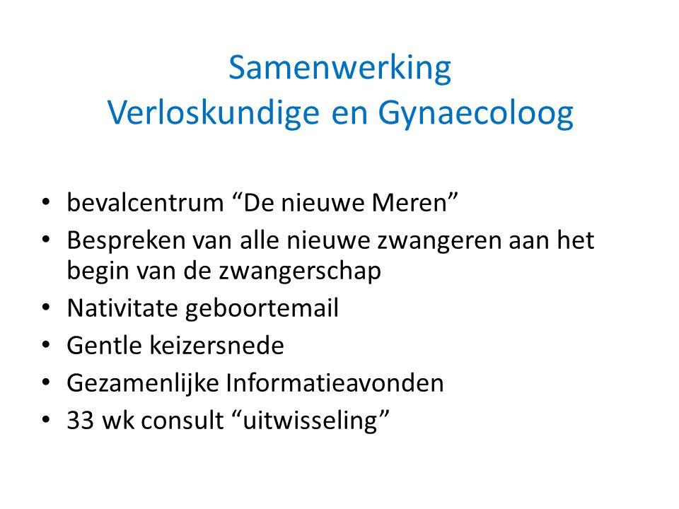 Samenwerking Verloskundige en Gynaecoloog
