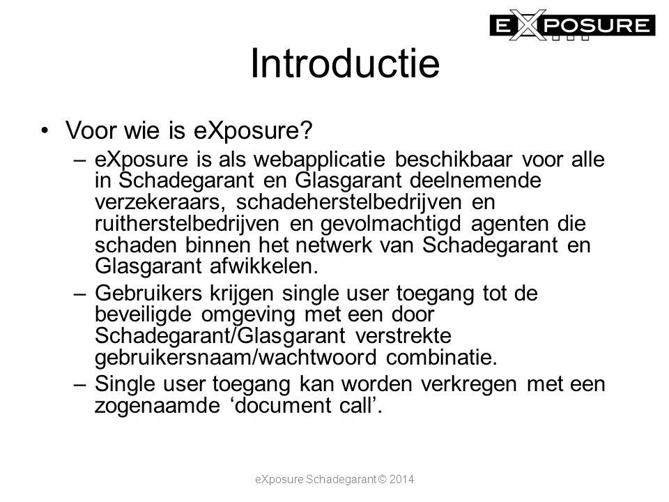 eXposure Schadegarant © 2014