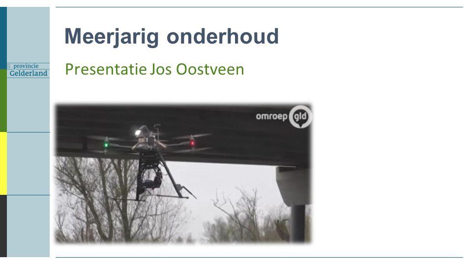 Meerjarig onderhoud Presentatie Jos Oostveen