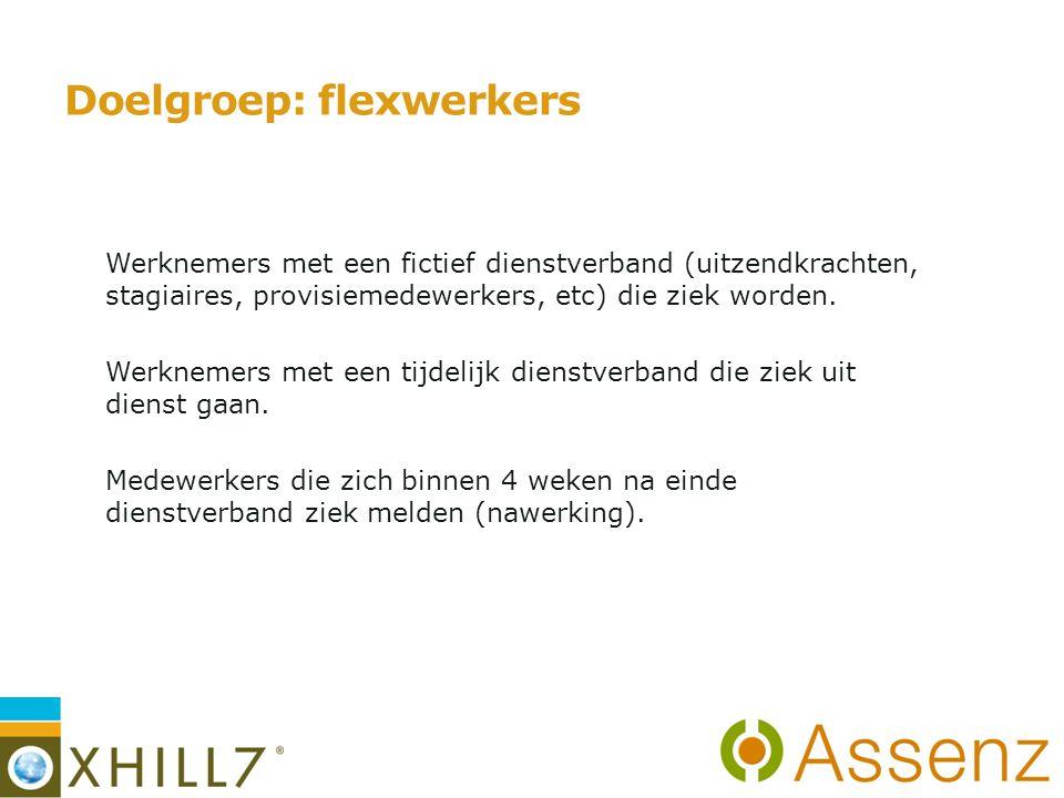 Doelgroep: flexwerkers