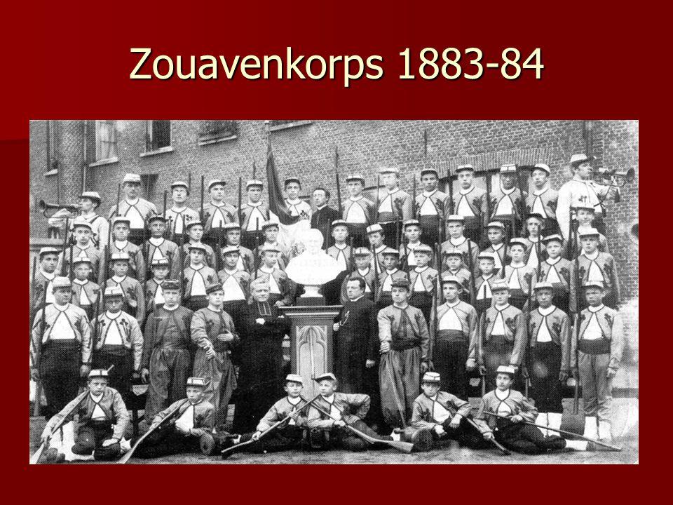 Zouavenkorps 1883-84