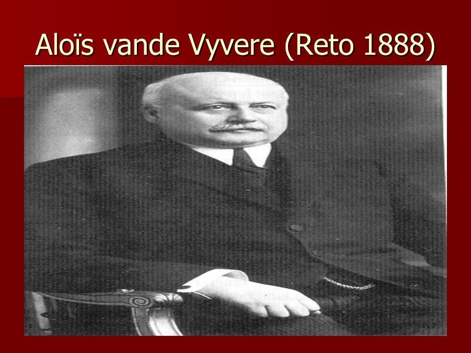 Aloïs vande Vyvere (Reto 1888)