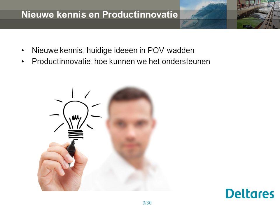 Nieuwe kennis en Productinnovatie