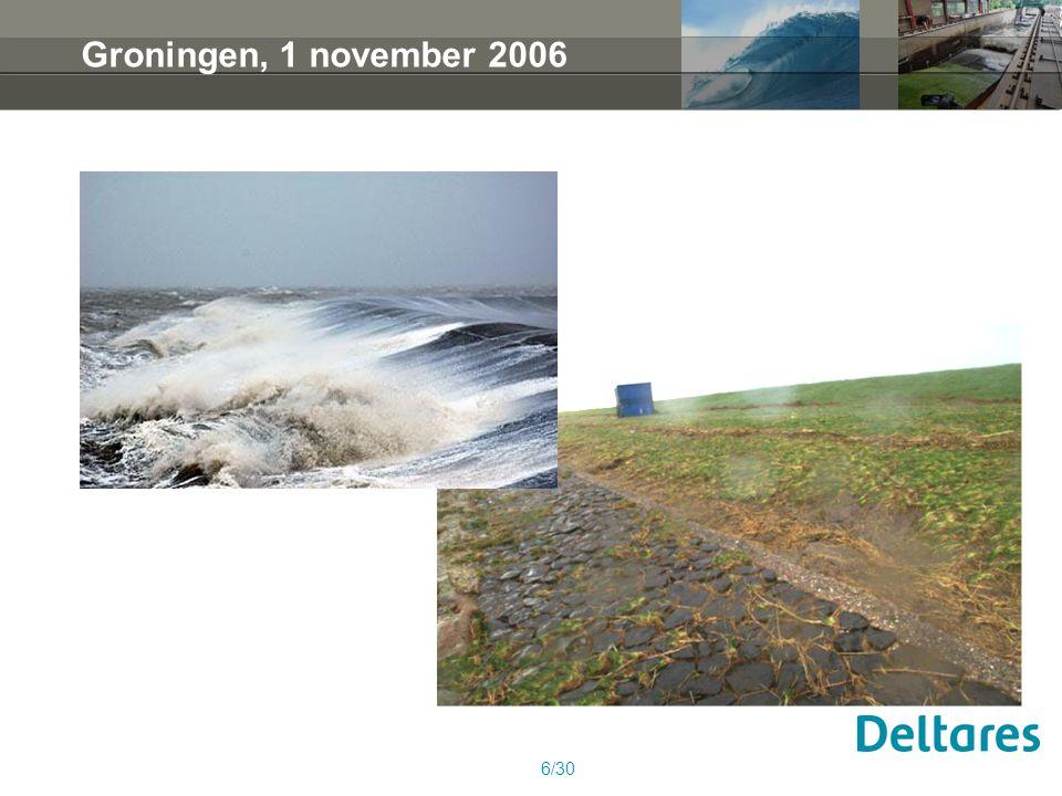 Groningen, 1 november 2006