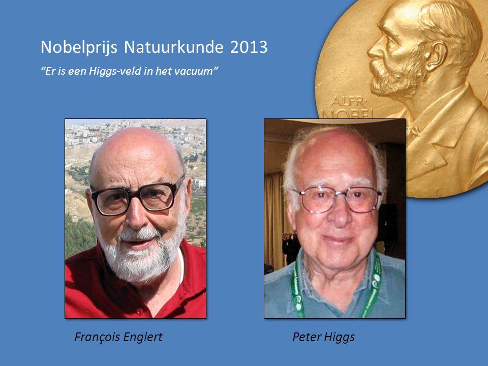 Nobelprijs Natuurkunde 2013