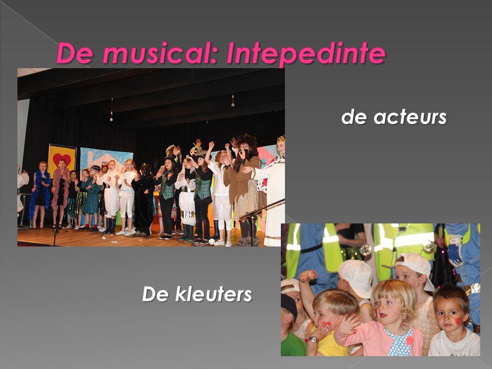 De musical: Intepedinte