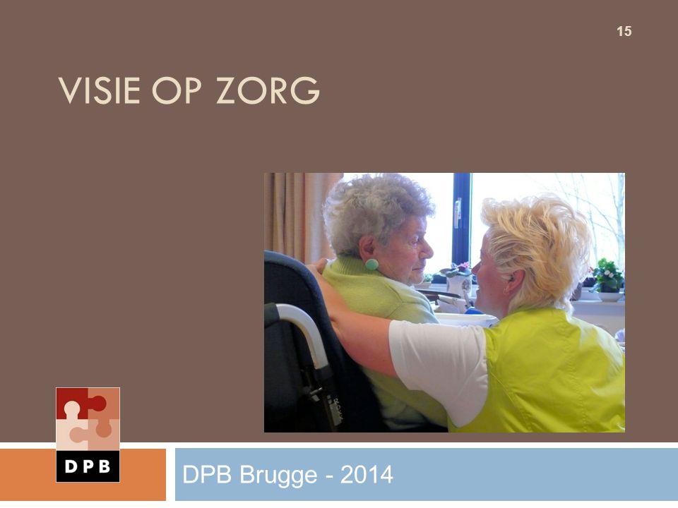 Visie op zorg DPB Brugge - 2014