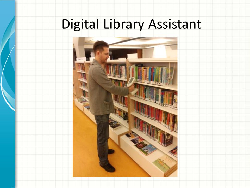 Digital Library Assistant