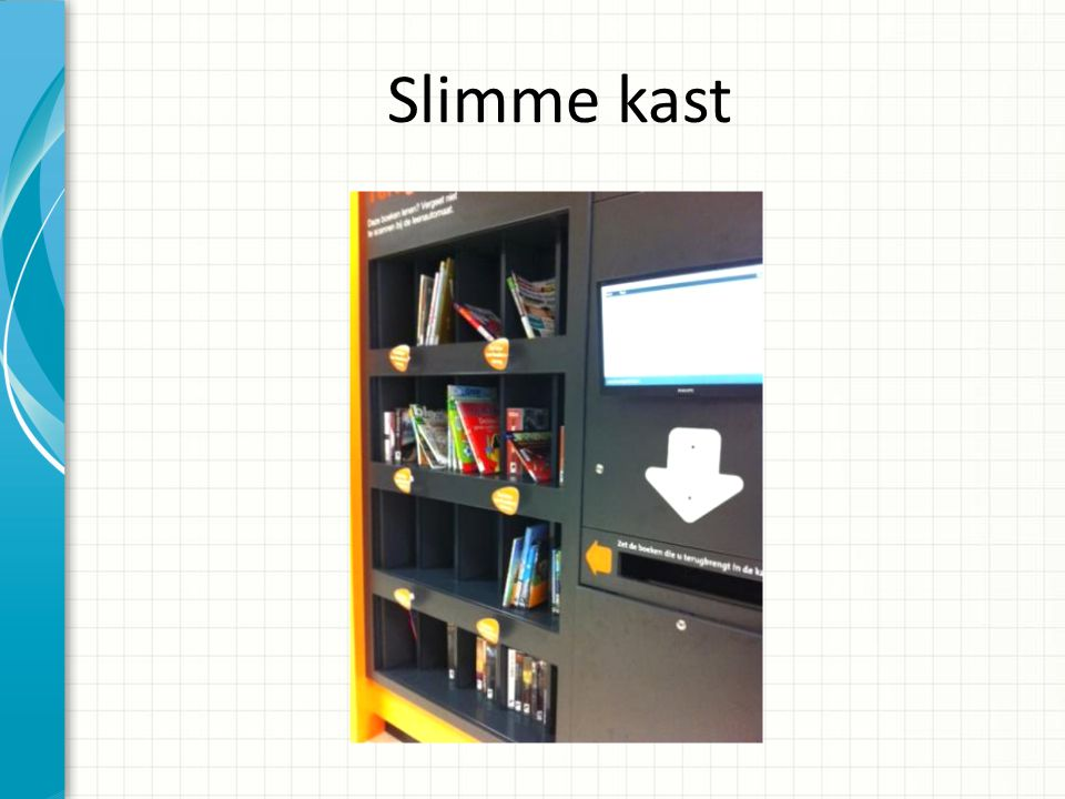 Slimme kast Geef een kort overzicht van de presentatie. Beschrijf het hoofdonderwerp van de presentatie en geef het belang hiervan aan.