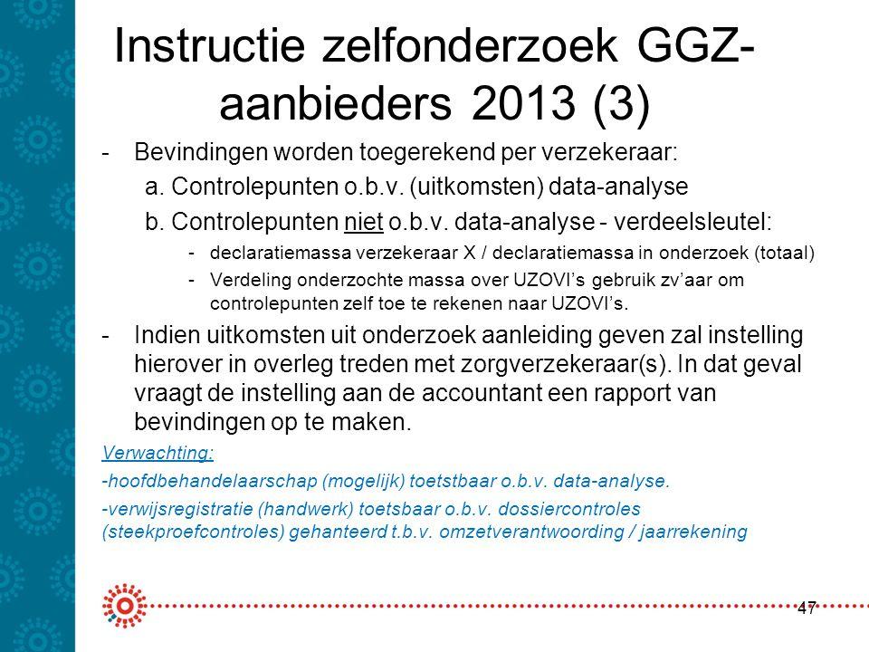 Instructie zelfonderzoek GGZ-aanbieders 2013 (3)
