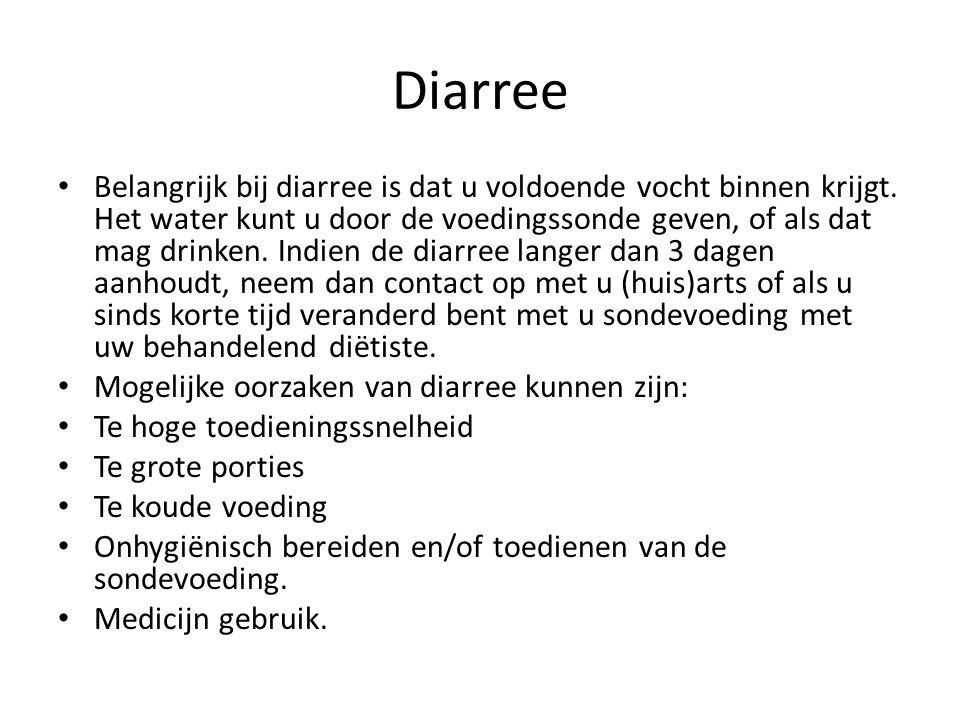Diarree