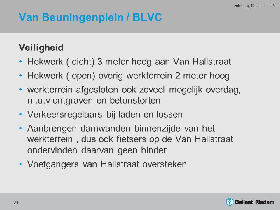 Van Beuningenplein / BLVC