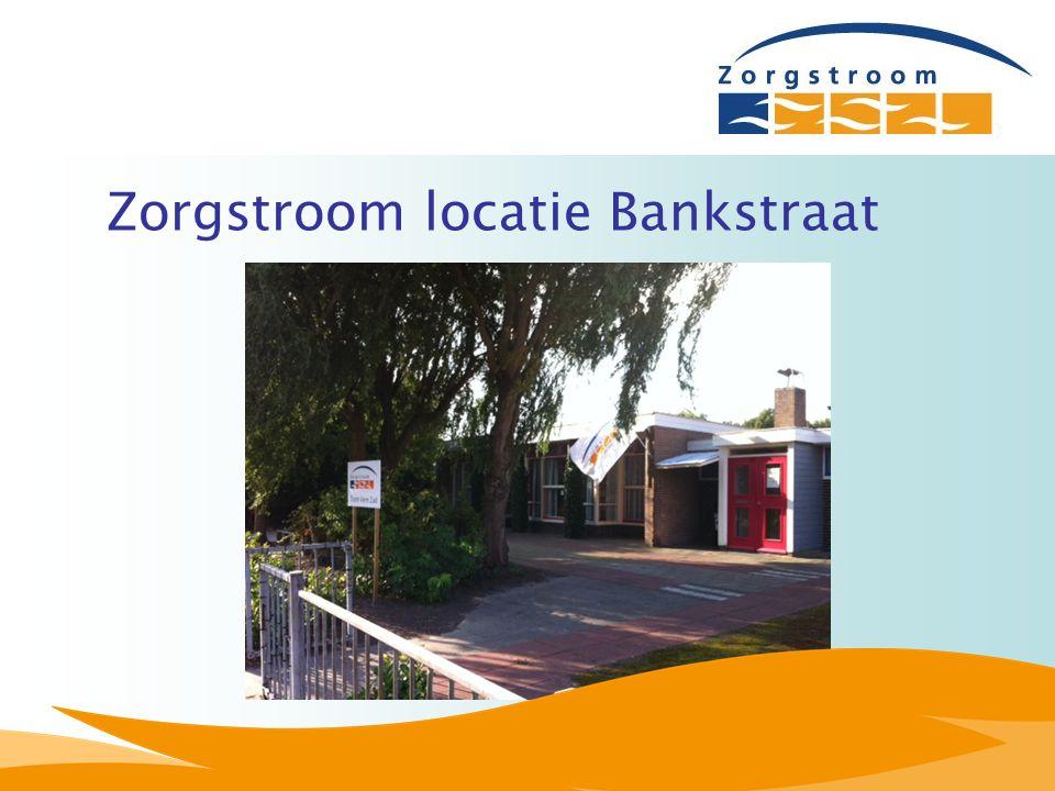 Zorgstroom locatie Bankstraat