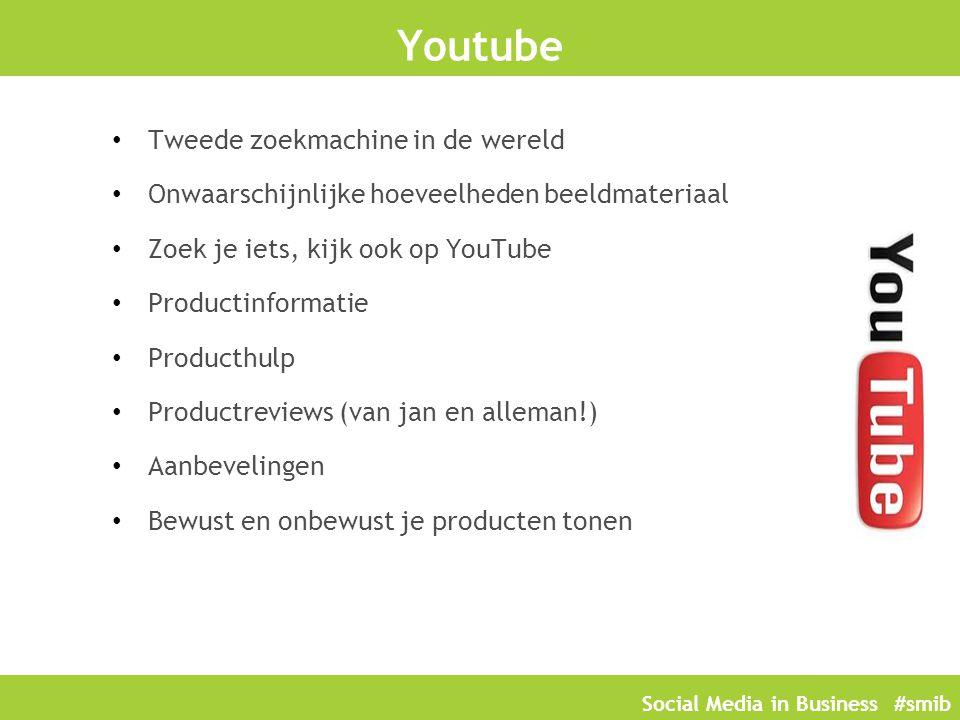 Youtube Tweede zoekmachine in de wereld