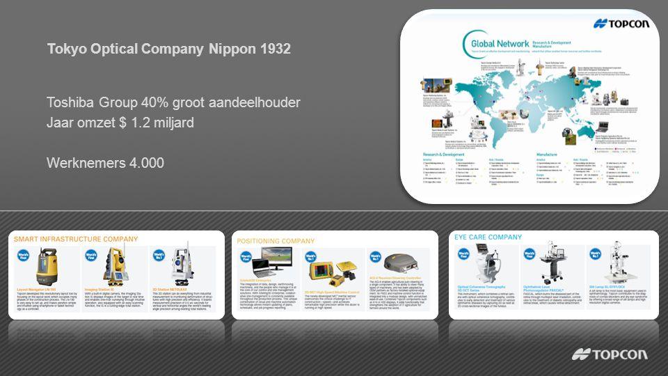 Tokyo Optical Company Nippon 1932