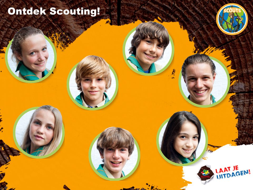 Ontdek Scouting!