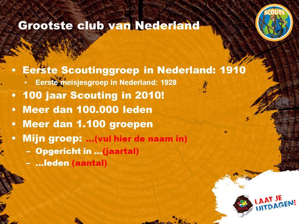 Grootste club van Nederland