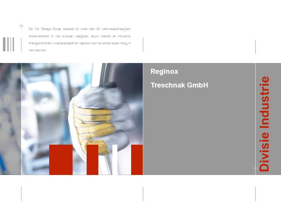Divisie Industrie Reginox Treschnak GmbH