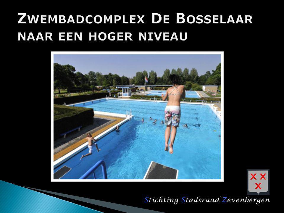 Zwembadcomplex De Bosselaar naar een hoger niveau