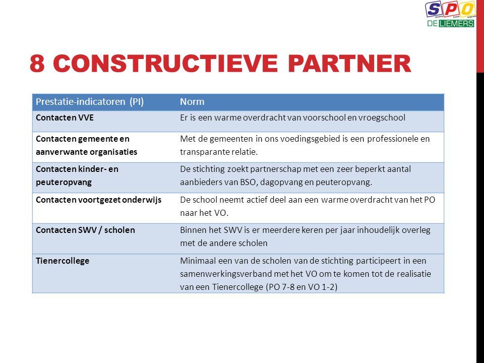 8 constructieve partner