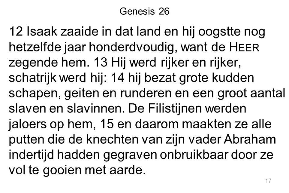 Genesis 26