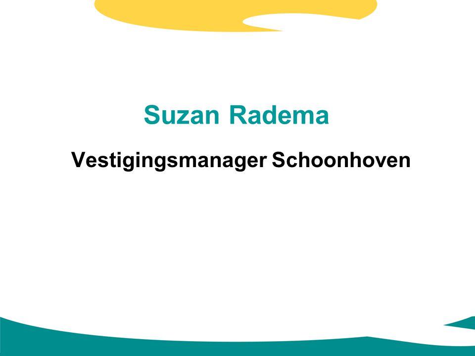 Vestigingsmanager Schoonhoven