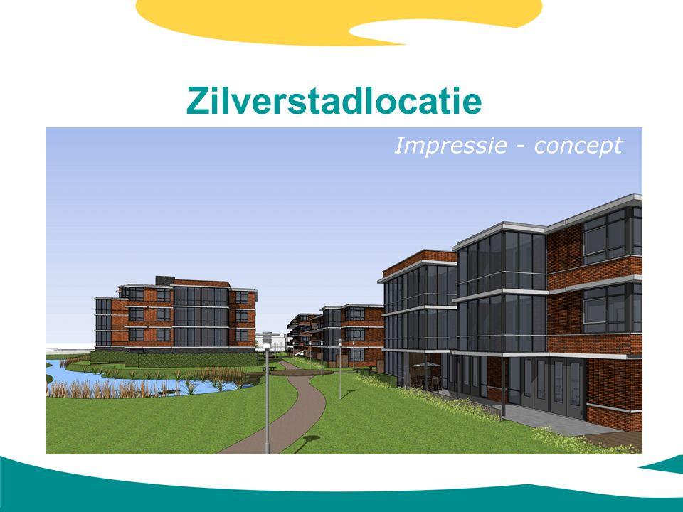 Zilverstadlocatie Impressie - concept