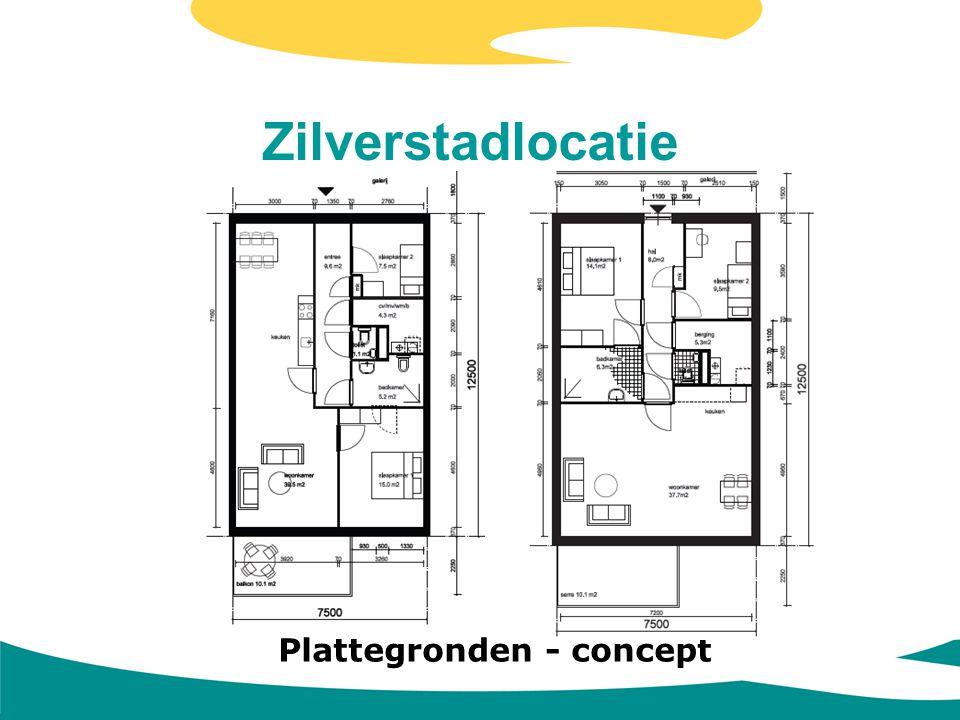Plattegronden - concept