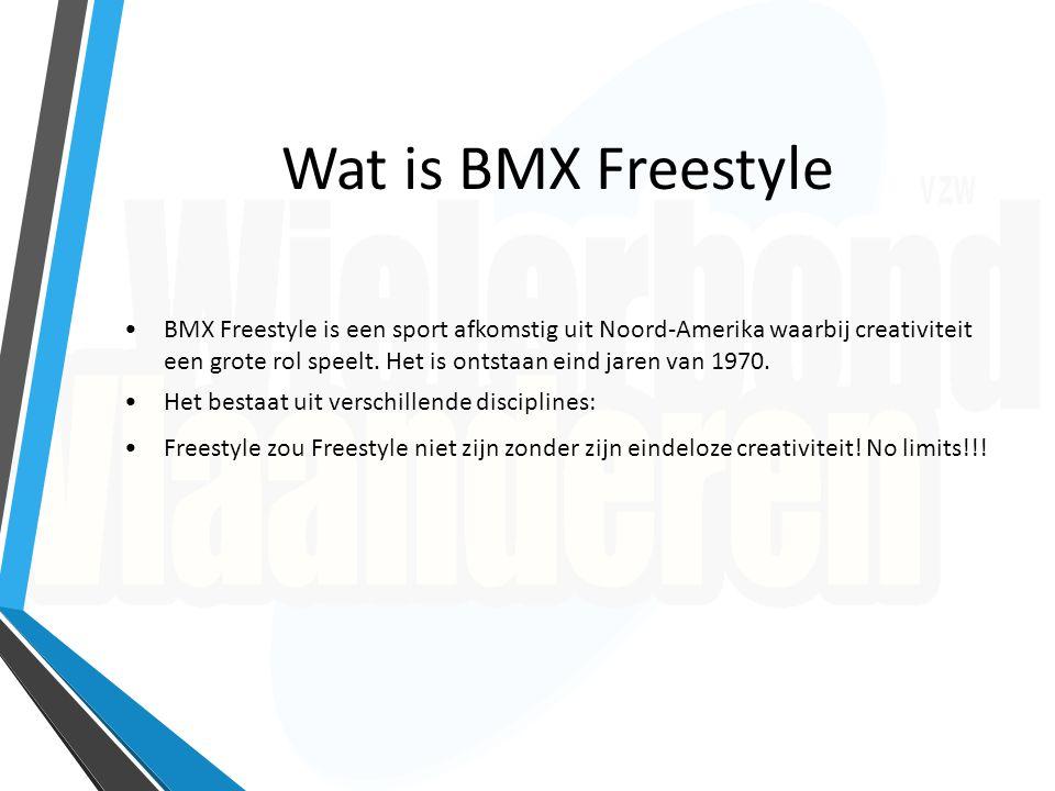 BMX BMX FREESTYLE BMX RACING STREET gebruik van objecten FLATLAND