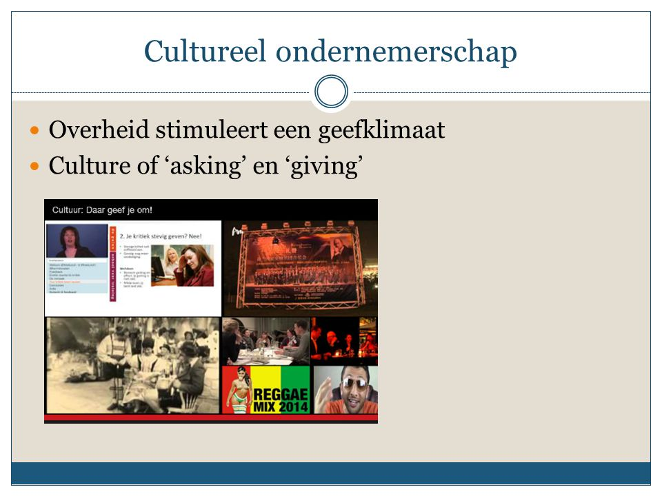 Cultureel ondernemerschap