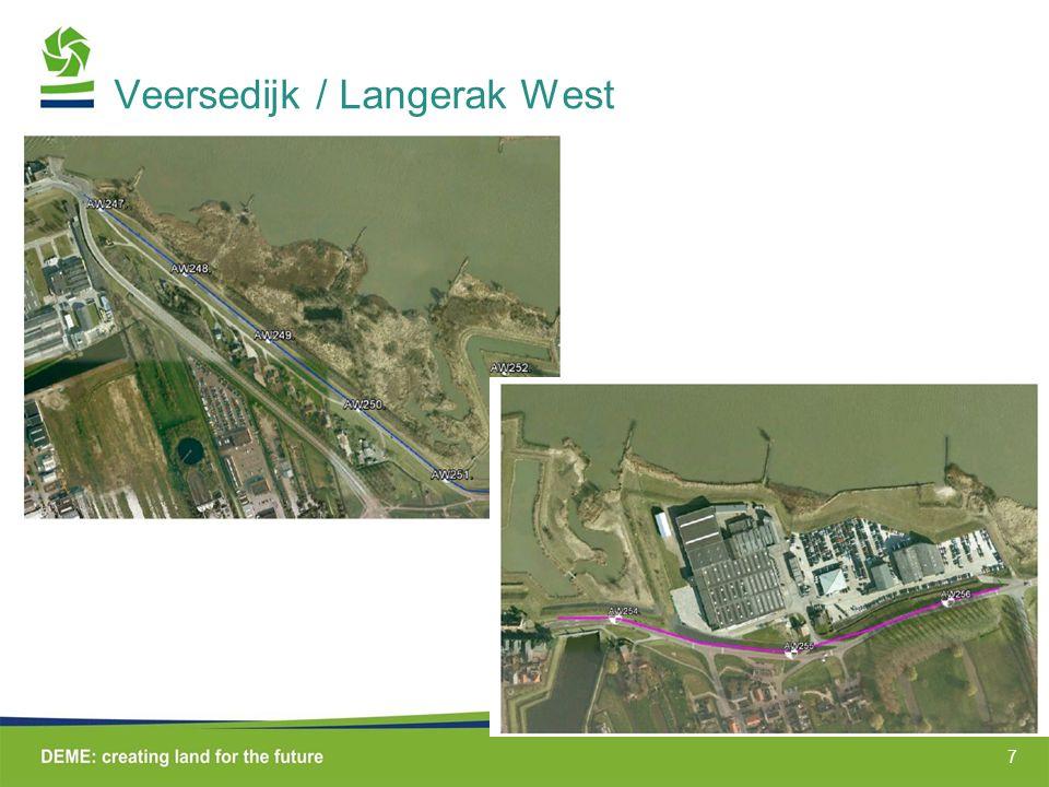 Veersedijk / Langerak West
