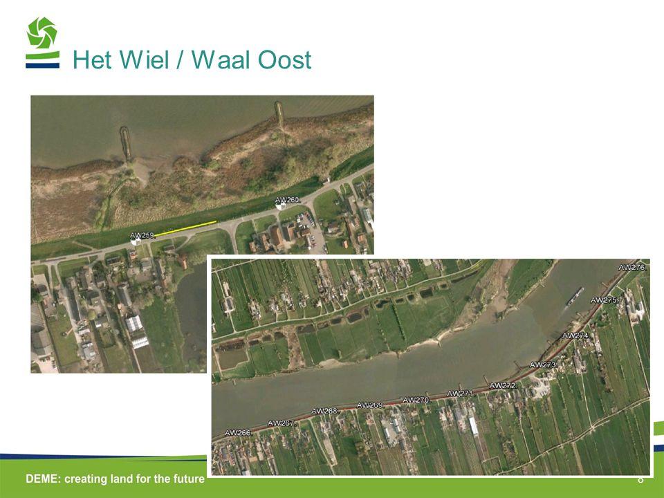 Het Wiel / Waal Oost